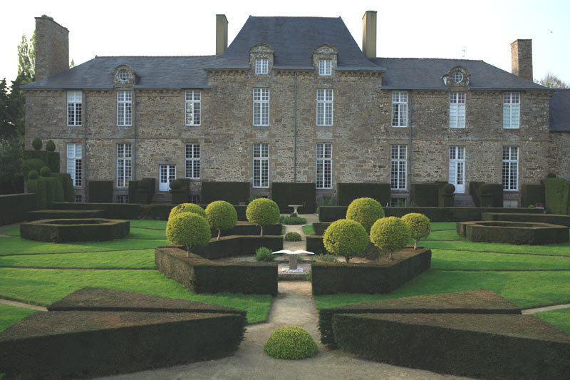 2013 - Gardens of Brittany & Normandy